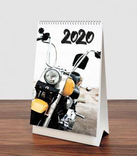 Výroba stolových kalendárov
